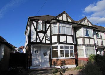 Thumbnail 2 bed flat to rent in Beresford Avenue, Wembley