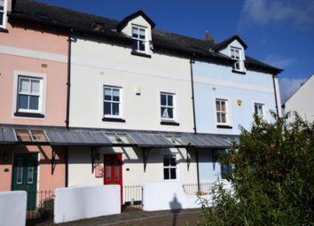 Thumbnail 4 bed terraced house for sale in Shoreside, Shaldon, Devon