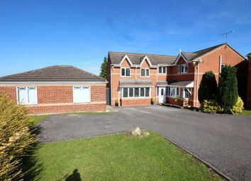 Thumbnail 6 bed detached house for sale in Mossfield Drive, Biddulph, Stoke-On-Trent