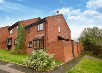 Thumbnail 1 bed terraced house for sale in Celia Crescent, Exeter, Devon