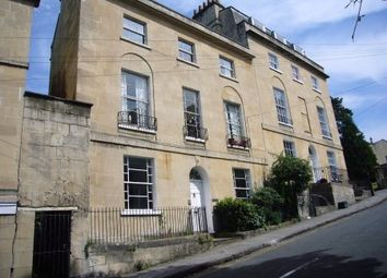 Thumbnail 2 bed flat to rent in Lyncombe Hill, Bath