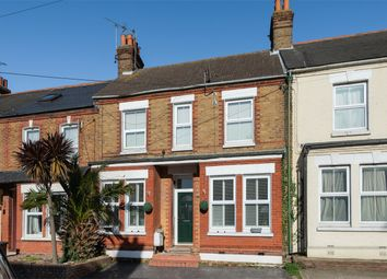 4 bed terraced house for sale in Clare Road, Whitstable, Kent CT5