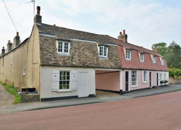 Thumbnail 2 bed cottage for sale in High Street, Horningsea