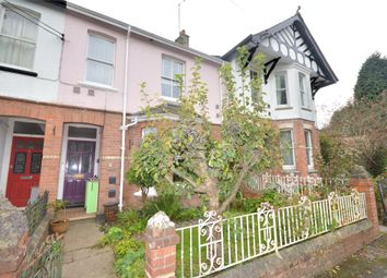 Thumbnail 4 bed terraced house for sale in Marlborough Terrace, Bovey Tracey, Newton Abbot, Devon