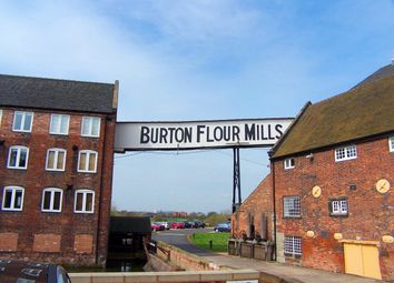 Thumbnail Property to rent in The Flour Mills, Burton-On-Trent