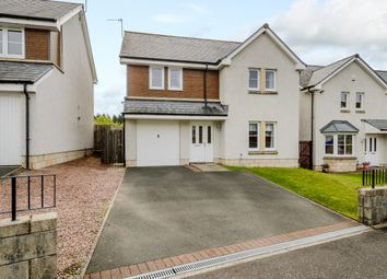 Thumbnail 4 bed detached house for sale in The Kirklands, Stirling, Stirling