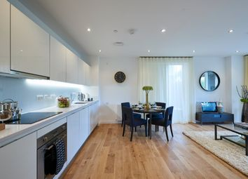 Thumbnail 3 bed flat for sale in Green Lanes, Hackney