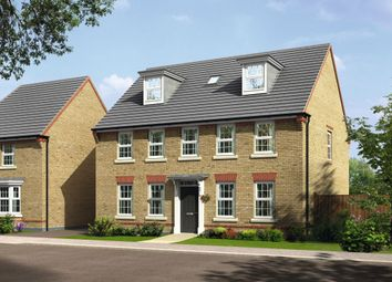 "Thumbnail 5 bed detached house for sale in ""Buckingham"" at Craneshaugh Close, Hexham"