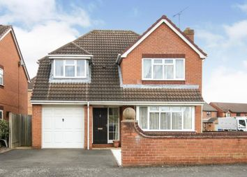 Thumbnail 4 bed detached house for sale in Turnbury Close, Branston, Burton On Trent, Staffordshire