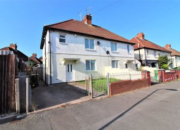 Thumbnail 3 bed semi-detached house for sale in Stanway Road, Cardiff