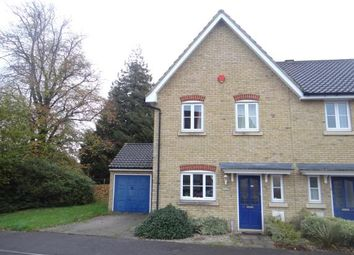 Thumbnail 3 bed semi-detached house for sale in Updown Way, Chartham, Canterbury, Kent