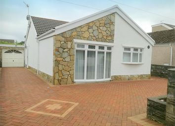 Thumbnail 2 bed semi-detached bungalow for sale in Yr-Ysfa, Maesteg, Mid Glamorgan