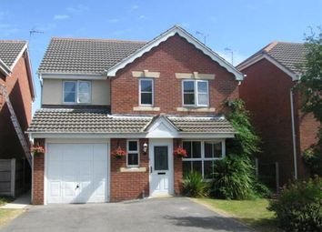 Thumbnail 4 bed detached house to rent in Eshton Rise, Bawtry, Doncaster