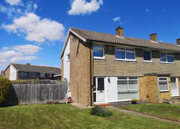 Thumbnail 3 bed end terrace house for sale in Seven Sisters Road, Willingdon, Eastbourne