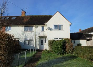 Thumbnail 4 bed end terrace house for sale in Furzehill, Sidbury, Sidmouth