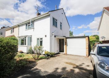 Thumbnail 3 bed semi-detached house for sale in Beeches Close, Saffron Walden