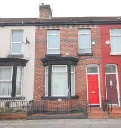 Thumbnail 3 bed property to rent in Thurnham Street, Anfield, Liverpool
