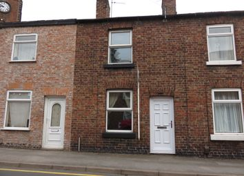Thumbnail 1 bed terraced house for sale in Shaw Street, Macclesfield