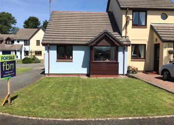Thumbnail 2 bed bungalow for sale in Honeyborough Grove, Neyland, Milford Haven