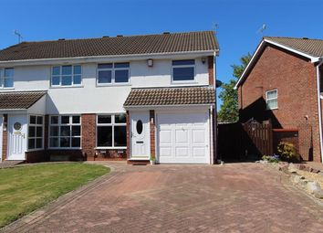 Thumbnail 3 bed semi-detached house for sale in Stoneberry Road, Windways, Whitchurch