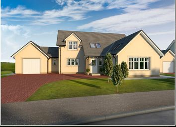 Thumbnail 4 bed detached house for sale in Plot 5, Marlefield Grove, Tibbermore