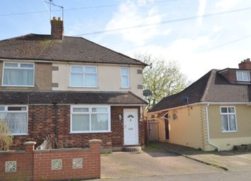 Thumbnail 2 bedroom semi-detached house for sale in Bryant Road, Kettering