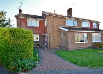Thumbnail 4 bedroom semi-detached house for sale in Kinross Crescent, Luton