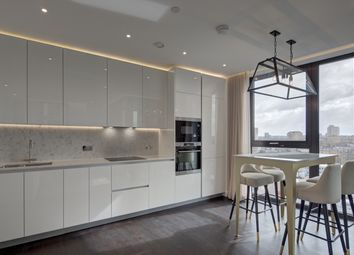 Thumbnail 2 bedroom flat to rent in Thornes House, The Residence, Nine Elms
