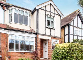 Thumbnail 3 bed semi-detached house for sale in Wanstead Park Road, Ilford