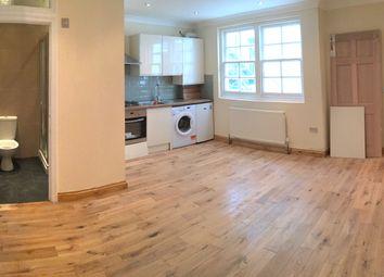 Thumbnail 1 bedroom flat to rent in Abingdon Villas, London