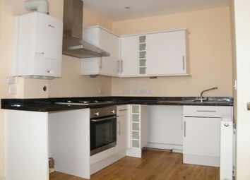Thumbnail 2 bed flat to rent in Camden Street, Greenbank, Plymouth