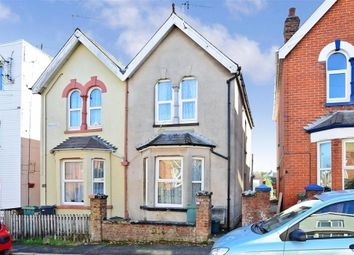 Thumbnail 3 bed semi-detached house for sale in Coronation Road, Cowes, Isle Of Wight