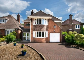 Thumbnail 3 bed detached house for sale in Halton Road, Boldmere, Sutton Coldfield