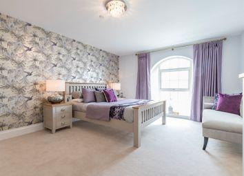 Hamslade Street, Poundbury, Dorchester DT1. 3 bed maisonette