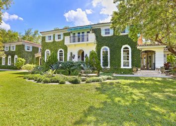 Thumbnail 7 bed property for sale in 506 Sunset Dr, Coral Gables, Florida, United States Of America