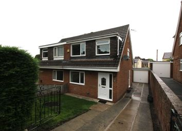 Thumbnail 3 bedroom semi-detached house for sale in Johnson Close, Lancaster