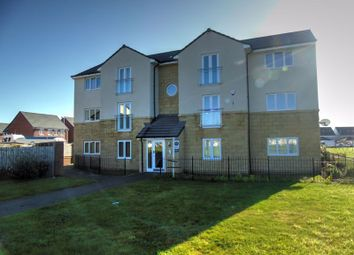 Thumbnail 2 bed flat for sale in Klondyke Walk, Blaydon-On-Tyne