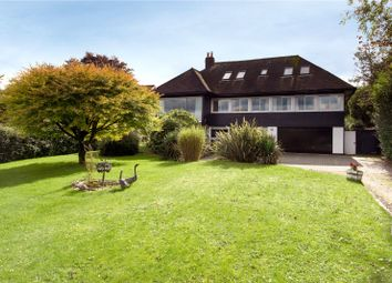 Thumbnail 6 bed detached house for sale in Hurdle Way, Compton, Winchester, Hampshire