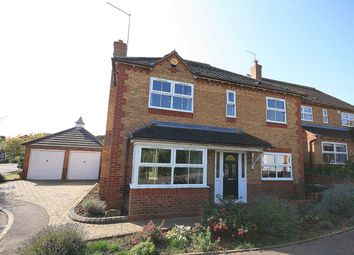 4 bed detached house for sale in Wickery Dene, Wootton, Northampton NN4