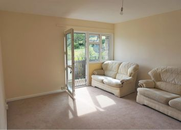 Thumbnail 1 bed flat for sale in Linley Close, Bath