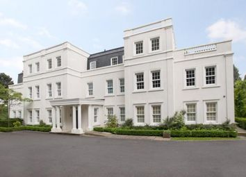 Thumbnail 3 bed flat for sale in Fallibroome House, Prestbury, Macclesfield, Cheshire