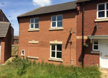 Thumbnail 3 bedroom property to rent in Sockburn Close, Hamilton, Leicester