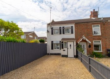 Thumbnail 2 bed cottage for sale in School Road, Wiggenhall St. Germans, King's Lynn