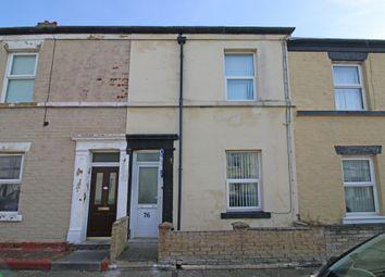 2 bed terraced house for sale in Warren Street, Fleetwood FY7