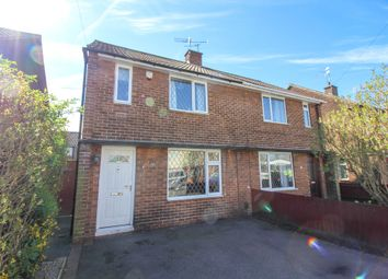 Thumbnail 2 bedroom semi-detached house for sale in Grandstand Road, Derby