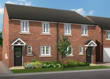 Thumbnail 3 bedroom semi-detached house for sale in Watercress Farm, Springvale Close, Danesmoor