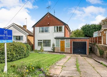 Thumbnail 3 bed detached house for sale in Beech Road, Eccleshall, Stafford
