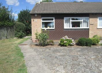 Thumbnail 2 bed semi-detached bungalow for sale in Rushmoor Drive, Rivermead Estate, Coventry