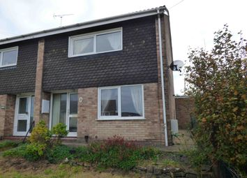 Thumbnail 2 bed semi-detached house for sale in Oakdean, Cinderford