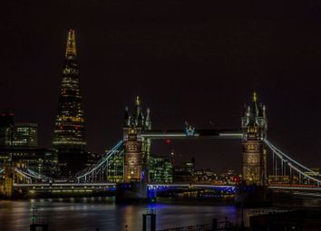 Thumbnail 1 bed flat to rent in Tower Bridge Wharf, Wapping